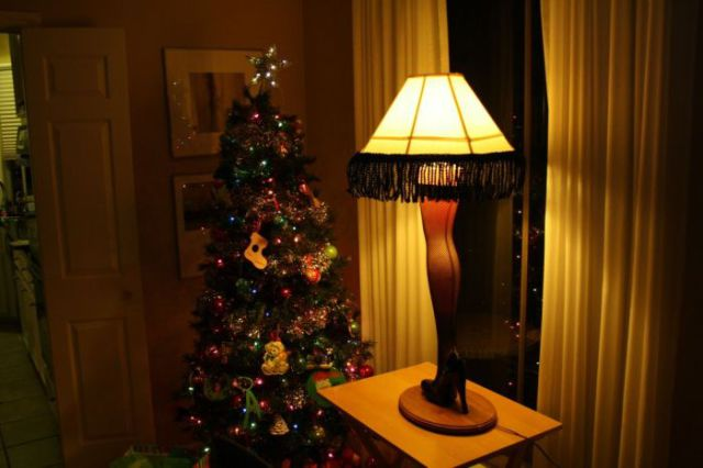 41 How To Make The Original, U201cA Christmas Storyu201d Leg Lamp