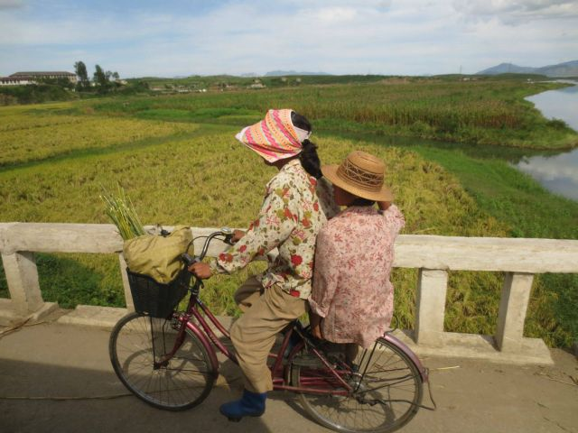 North Korea through a Tourist's Eyes