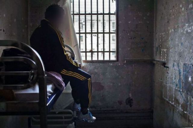 This Is Possibly Europe's Most Awful Prison