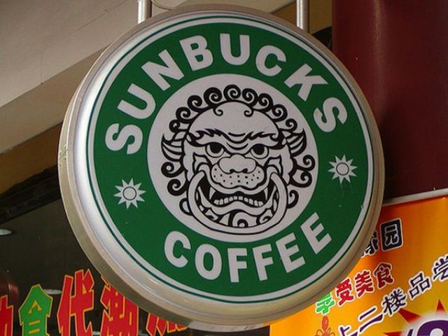 Famous Brands Reproduced in Chinese Style