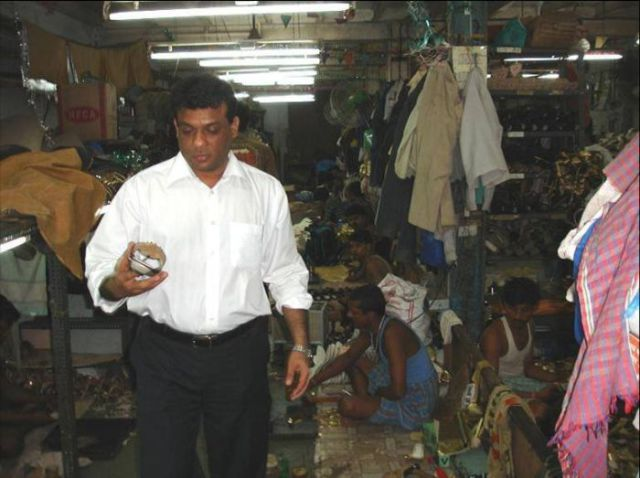 How Expensive, Branded Shoes are Made in India