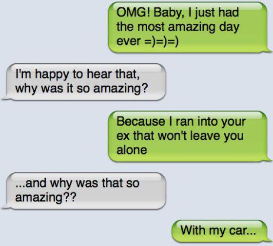Boyfriend Not Texting Back Quotes: Hilarious Text Messages. Part 2 (45 Pics)