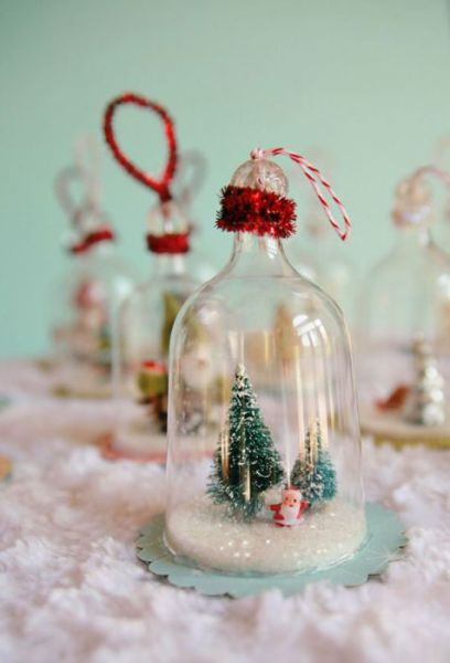Creative Ideas for Great, Homemade Christmas Decorations