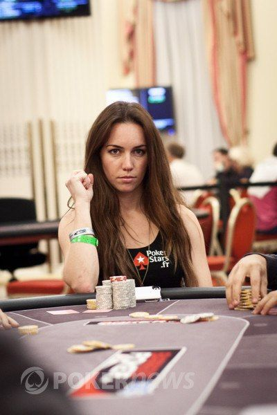 The Girl with the Pokerface