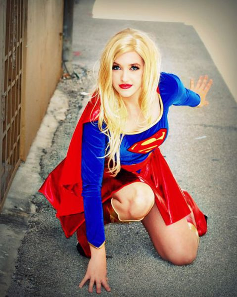 The Gorgeous Girls of Cosplay
