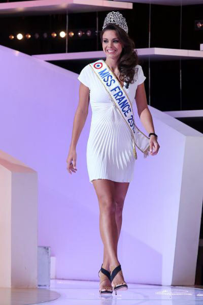 """Miss France 2013"" Winner Causes Race Controversy"