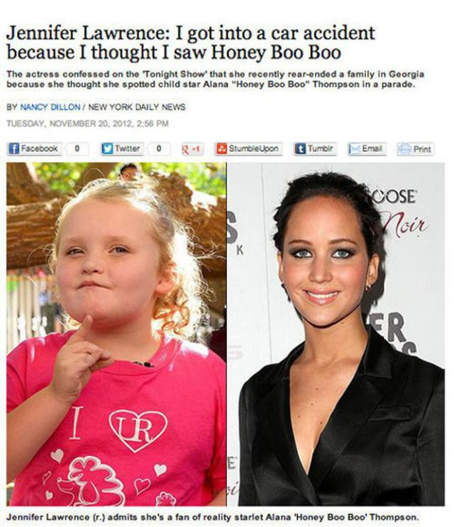 Reasons Why Honey Boo Boo is Proudly American