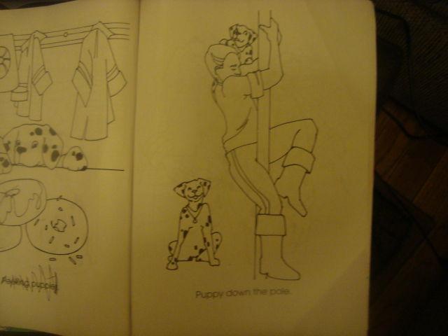 Fireman Dancer-Pole