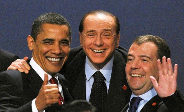 Berlusconi's New Bride