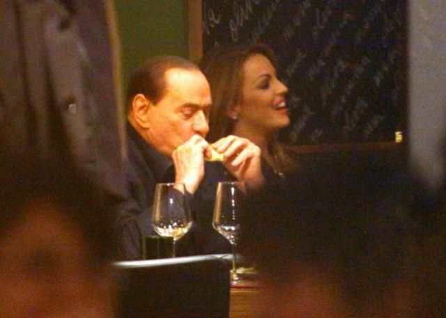 Berlusconi's New Bride