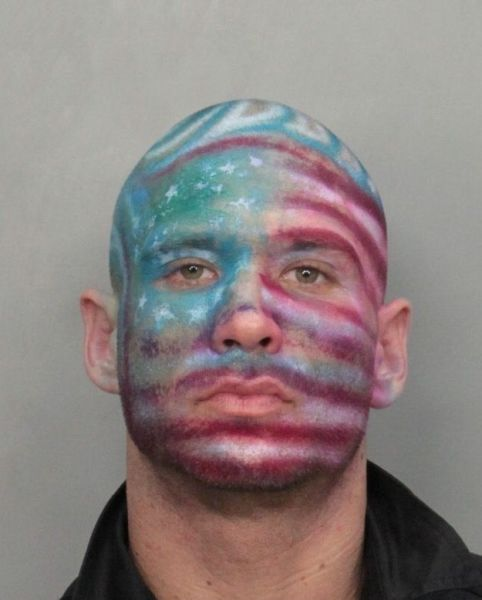 This Year's Best Mugshots