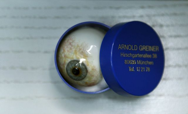 Authentic, Handmade, Glass Eyes