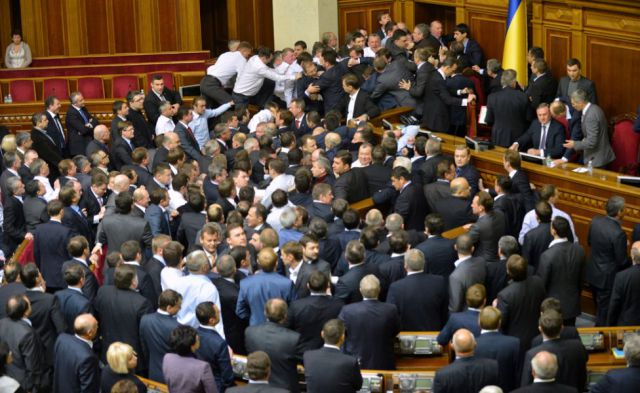 Parliamentary Fights from Around the World