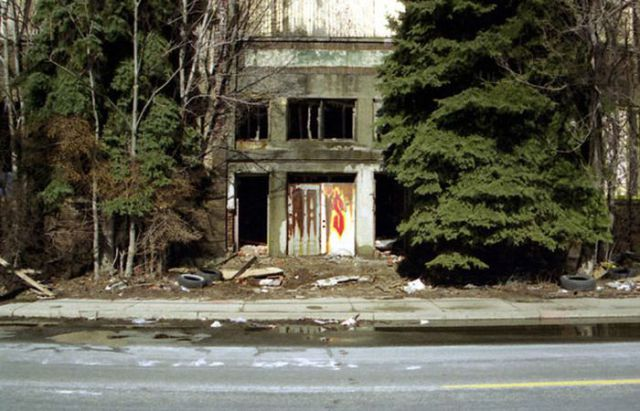 Detroit, What Remains, When All Leave