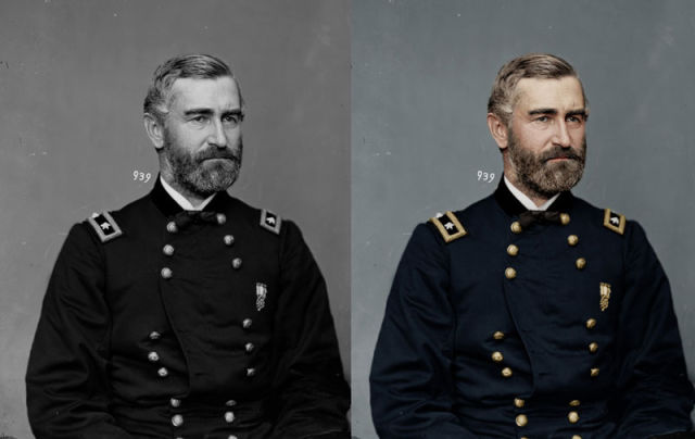 Historic Photos Brilliantly Rendered in Colors
