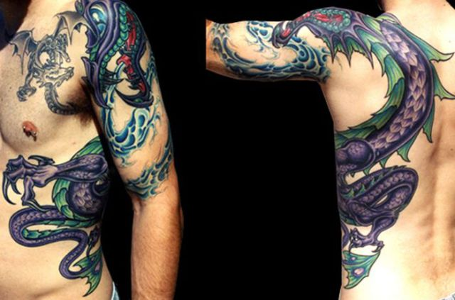 Tattoo Body Art
