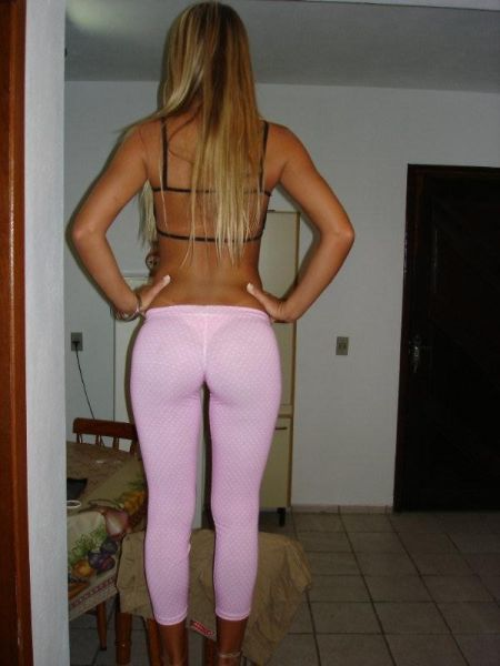 What's Not to Love about Yoga Pants? Part 4