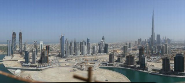 Amazing Sites Seen in a 45-Gigapixel Photo of Dubai