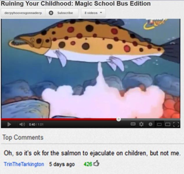 Most Priceless Youtube Comments in 2012
