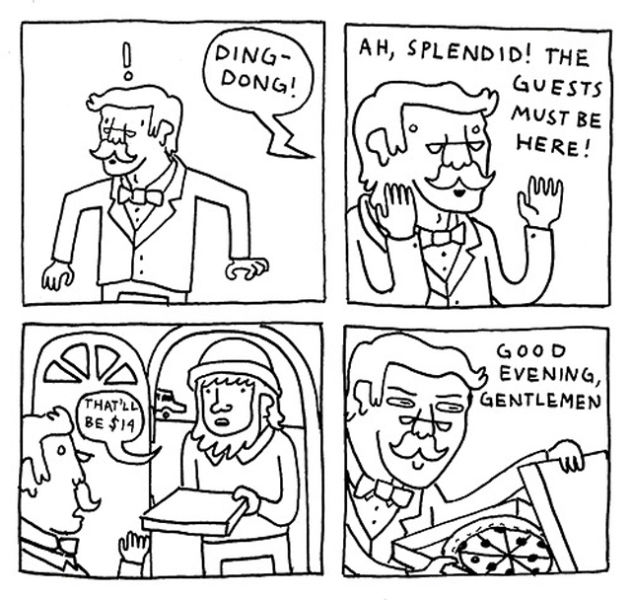 Only the Funniest Webcomics of This Year
