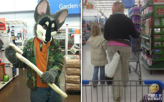 What You Can See in Walmart. Part 19