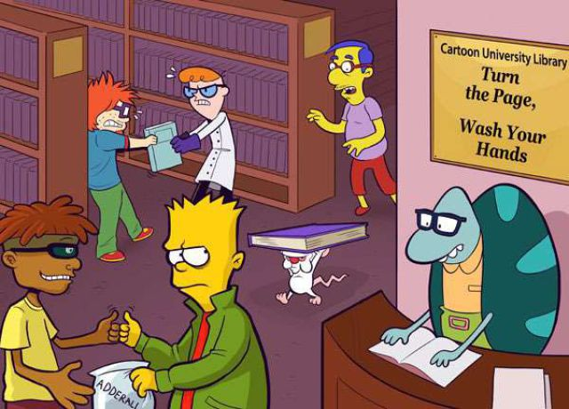 Applications Are Now Open to Cartoon University