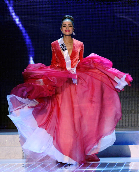Miss USA Becomes Miss Universe