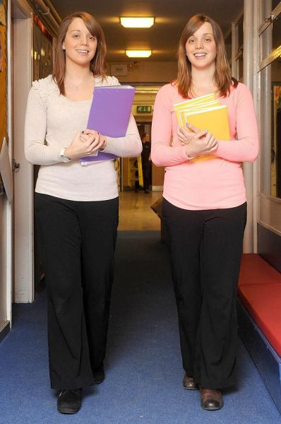 The Knot Twins Are Not Your Average Teaching Assistants