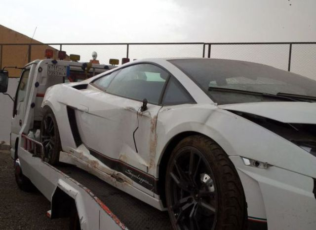 Sports Car Wrecks