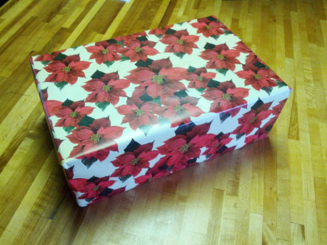 How Presents Should be Wrapped