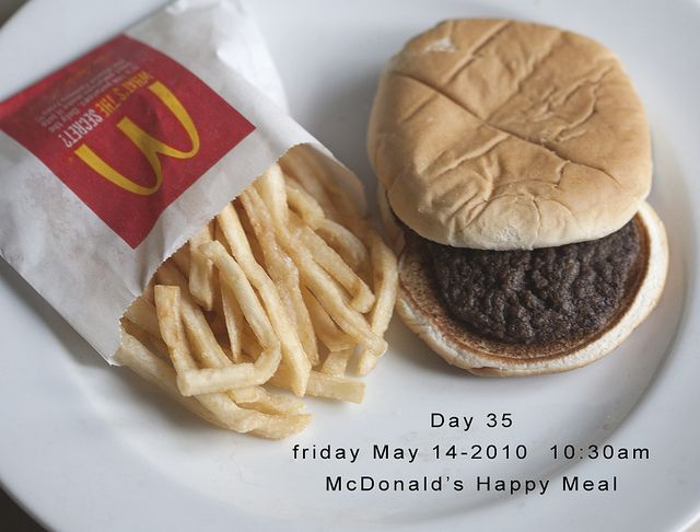 The Scary Truth of Happy Meals