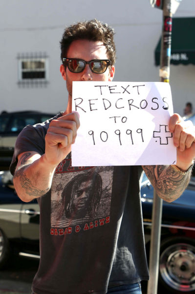 Celebrities Doing Their Part For Humanity in 2012