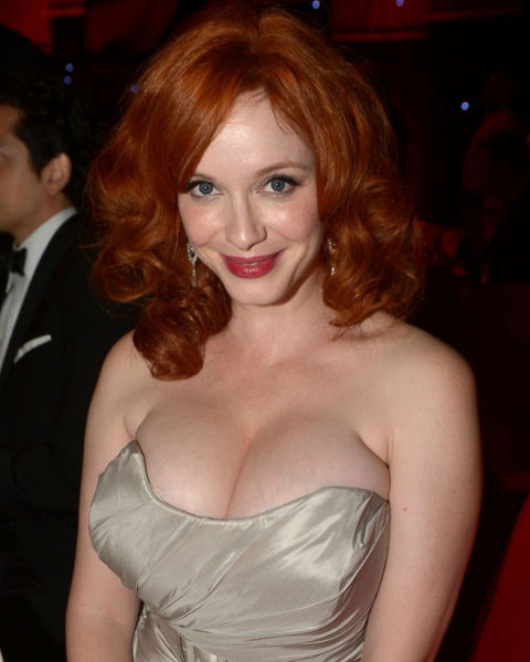 6 2012 Is The Year Of Celebrity Cleavage