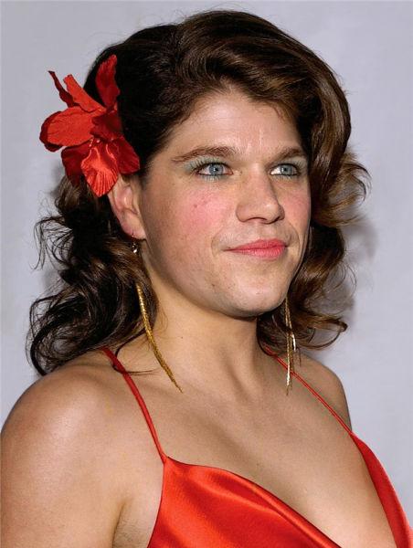 Celebrity Gender Bending