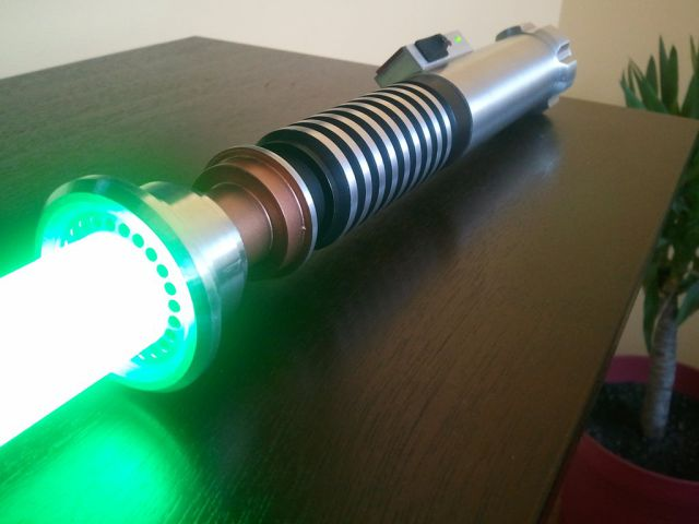 Make Your Own Lightsaber