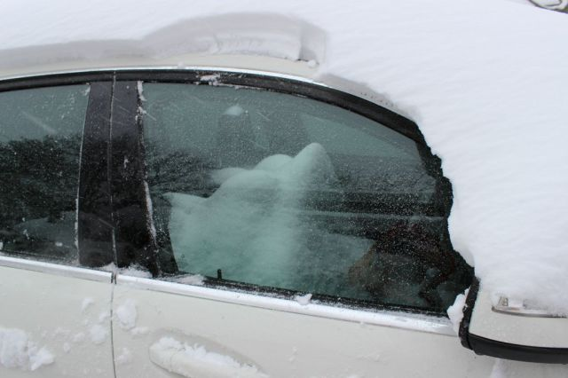 This Is Why You Close Your Sunroof In Winter