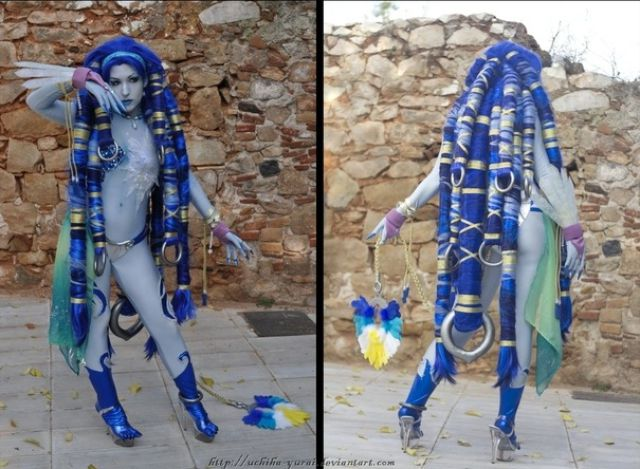 Mind-Blowing Cosplays of 2012