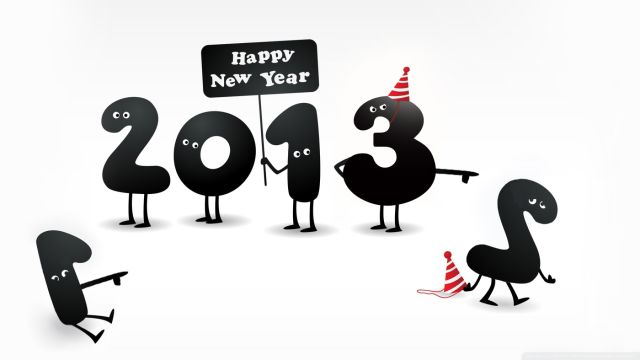 Happy New Year Dear People of Izismile!!