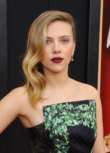 Young Christopher Walken is Scarlett Johansson
