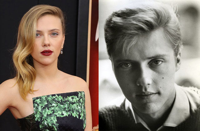 Young Christopher Walken is Scarlett Johansson