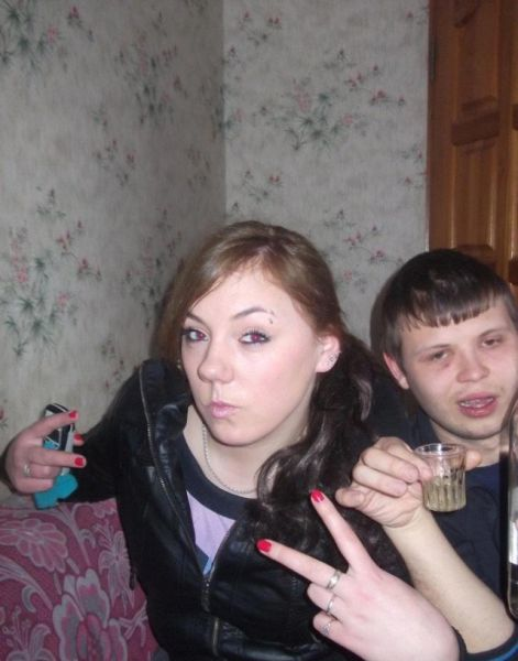Creepy People from Russian Social Networks. Part 2