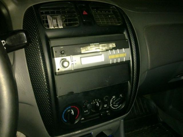 DIY Fake Car Tape Deck to Protect Your Touch Screen Stereo from Stealing
