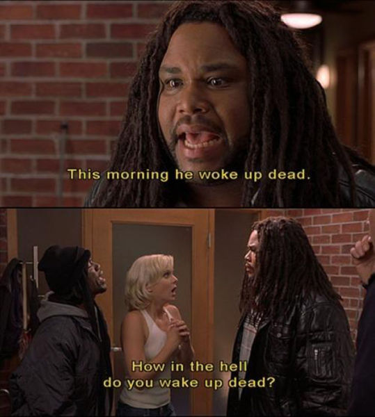 Funny Screenshots from TV Shows and Movies