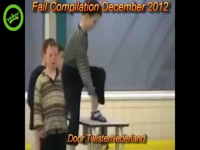 Compilation of December Fails