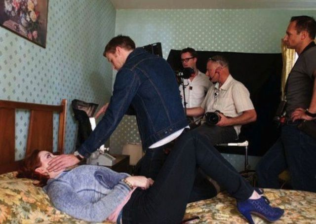 Behind the Scenes of Iconic Films