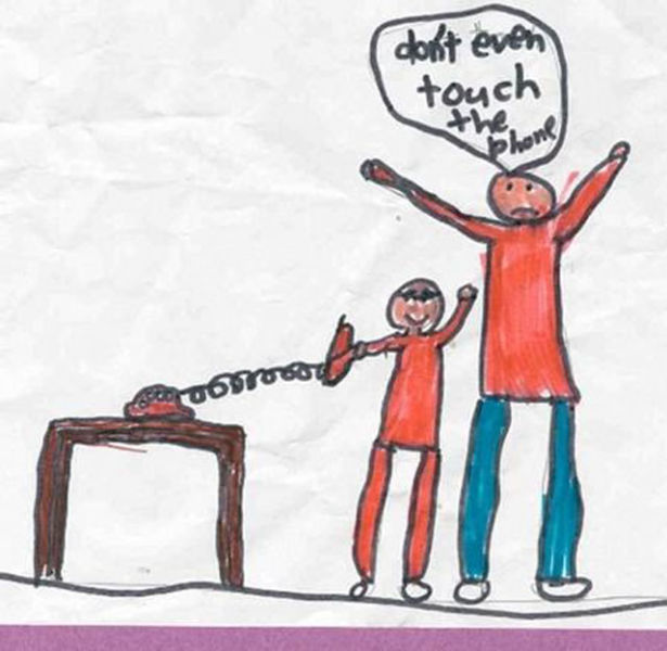 kids drawings that will make you laugh 27 pics picture 12