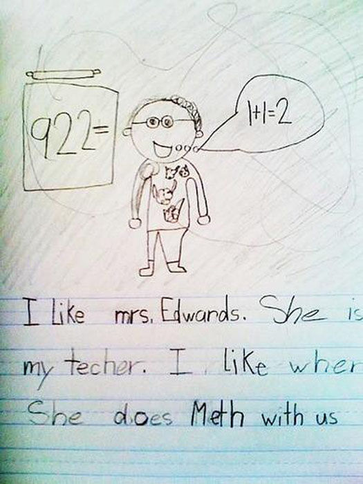 Kids Drawings That Will Make You Laugh