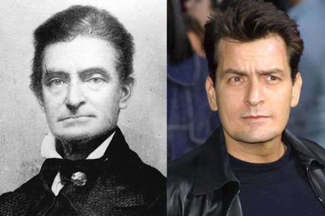 Celebrities who Look Like Historical Figures. Part 2