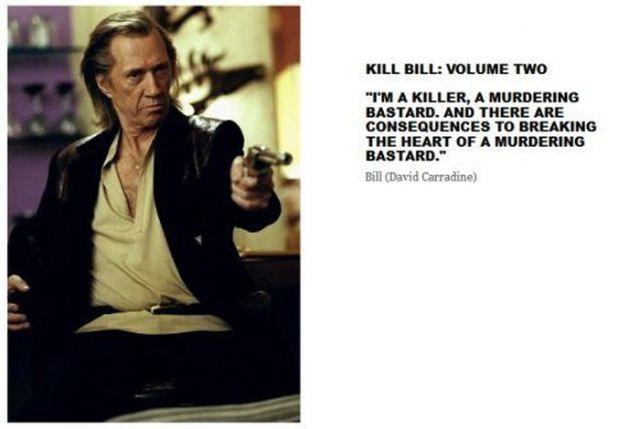 Famous Lines From The Bad Guys