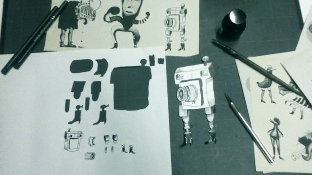 Fascinating Making of a Handmade Animation Short Film, Old School Style
